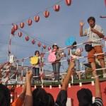 盆踊りグラフィティ(平針北学区 納涼夏祭り)