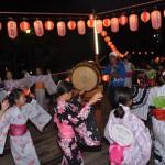 盆踊りグラフィティ(原学区 大盆踊り大会)