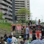 原駅前商店街 天白川わかばコンサート