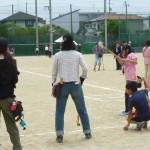 グラウンドゴルフ大会  / 原学区