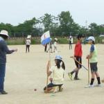 平針学区子ども会 グラウンドゴルフ大会