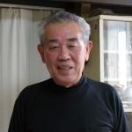 千音寺学区 民生・児童委員会 会長 中野惠夫(やすお)さん