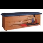 災害救助用常備ツール(ベンチ収納型)