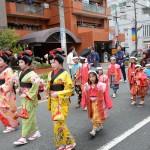 天白姫行列 2011.04.09