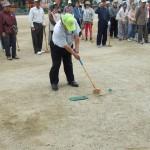 野跡学区グラウンドゴルフ大会