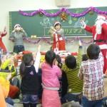 平北子ども会 クリスマス会