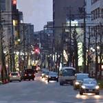 原駅前商店街街路灯立替披露竣工式