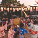原学区 盆踊り大会 ・ 平針北学区 納涼夏祭り