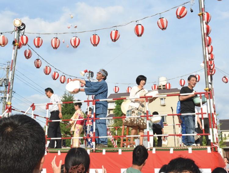 平針北学区 納涼夏祭り