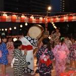 平針学区婦人会盆踊り大会