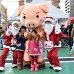 平針駅前商店街クリスマスセールオープニングイベント