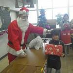 【平針北学区子ども会】 クリスマス会