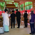 【針名神社】 初午祭