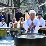 【平針秋葉山】 湯祭り