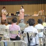 【平針学区】 地域福祉推進協議会 「心に響く音楽療法と福祉用具の紹介」