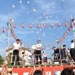 平北学区納涼夏祭り
