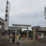 稲永神明社秋祭り
