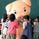 【平針北トワイライトスクール】新聞動物園を作ろう!