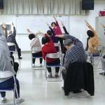 【原学区】健康づくり教室