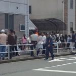 20周年記念 港西コミセン祭り