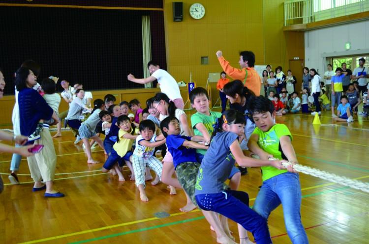 【平針学区】子ども会綱引き大会
