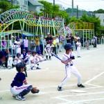 【原学区】子供会 「ソフトボール大会」