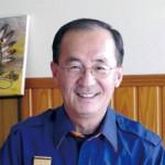 平針消防団団長  村瀬 孝さん(61歳)