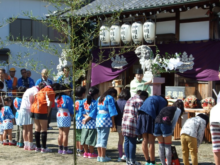 稲永神明社秋祭り 067