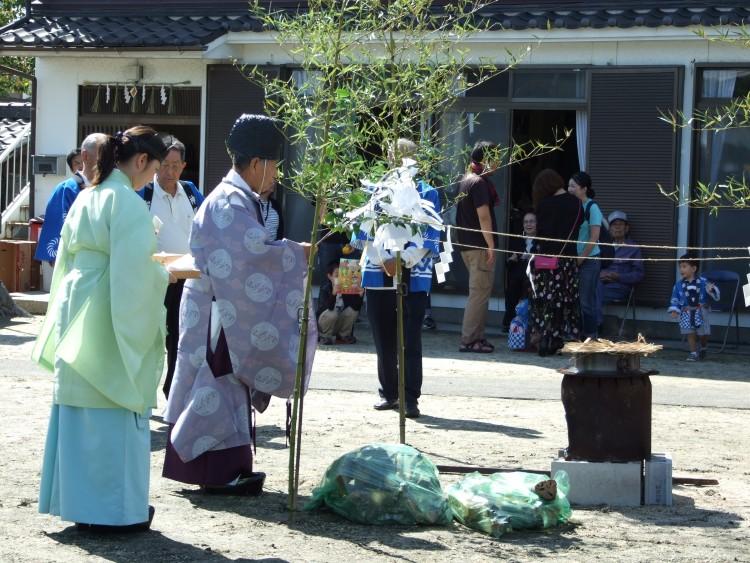 稲永神明社秋祭り 069