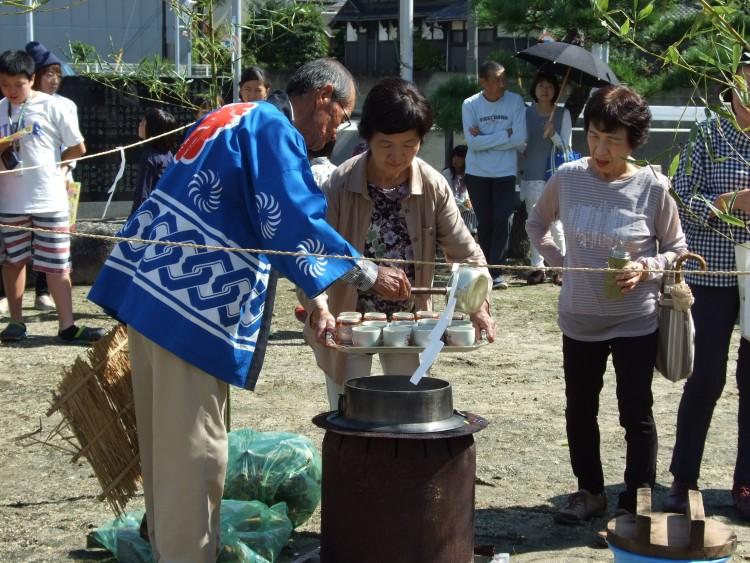 稲永神明社秋祭り 070