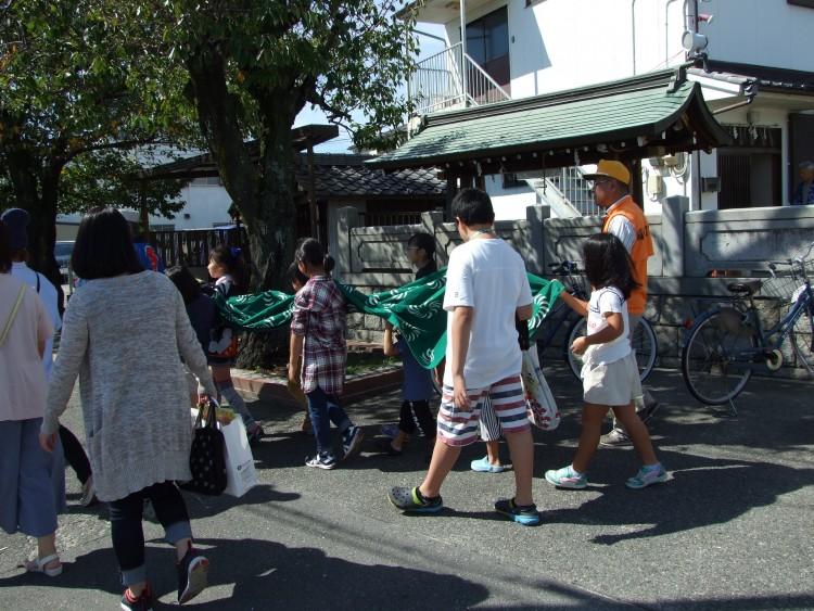 稲永神明社秋祭り 071