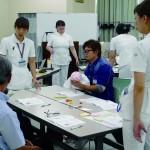 【名古屋記念病院】「赤ちゃんを迎える家族のためのクラス」