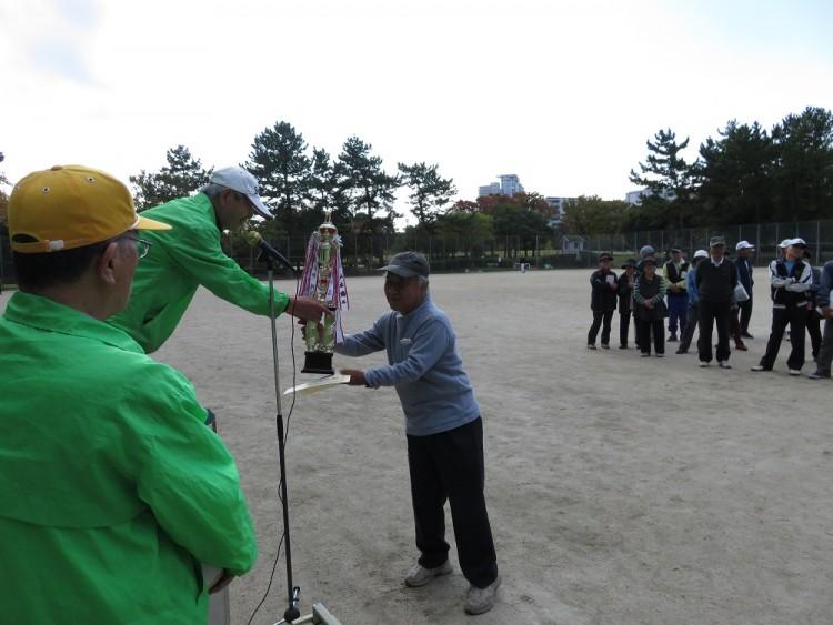 稲永学区 第15回グラウンドゴルフ大会