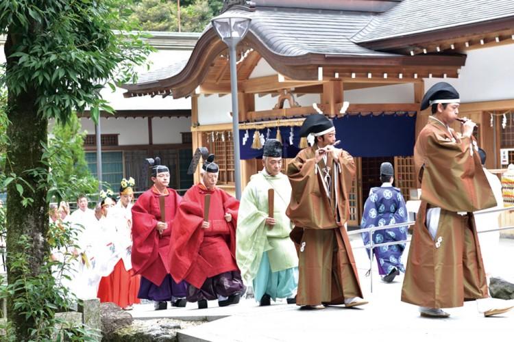 針名神社例大祭 秋祭り