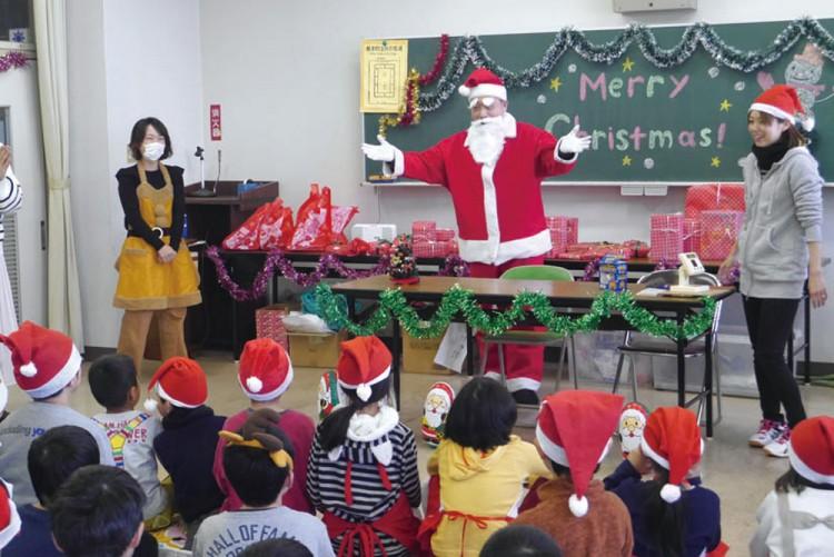 【平北こども会】クリスマス会