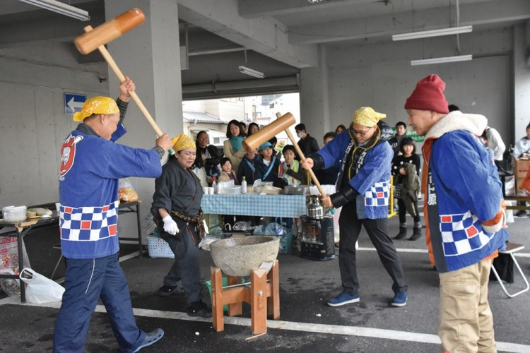 【原南商店街】大抽選会