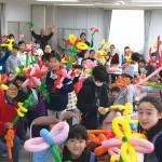 【平針北学区】青少年育成部会「バルーンアートを体験しよう!作ってみよう!」