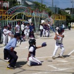 【原学区】子ども会ソフトボール大会