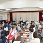 原学区敬老の日の集い