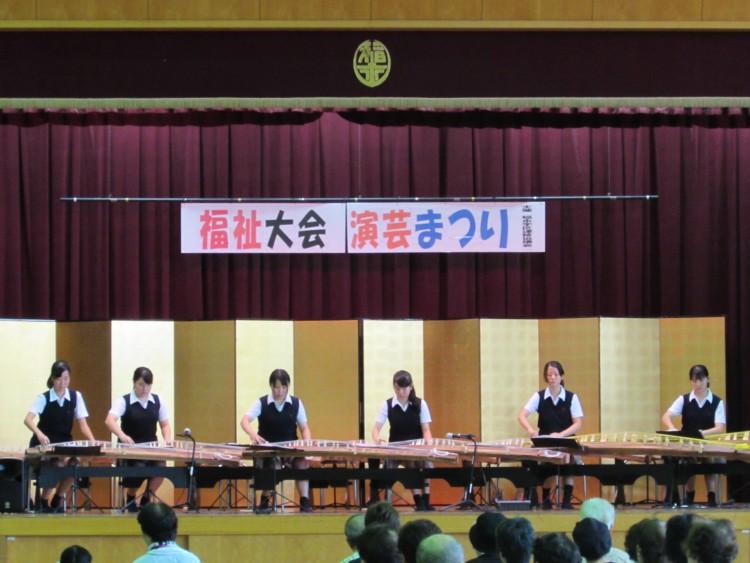 稲永学区 福祉大会演芸まつり