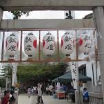錦神社 秋祭り・商店街祭り