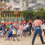原学区運動会