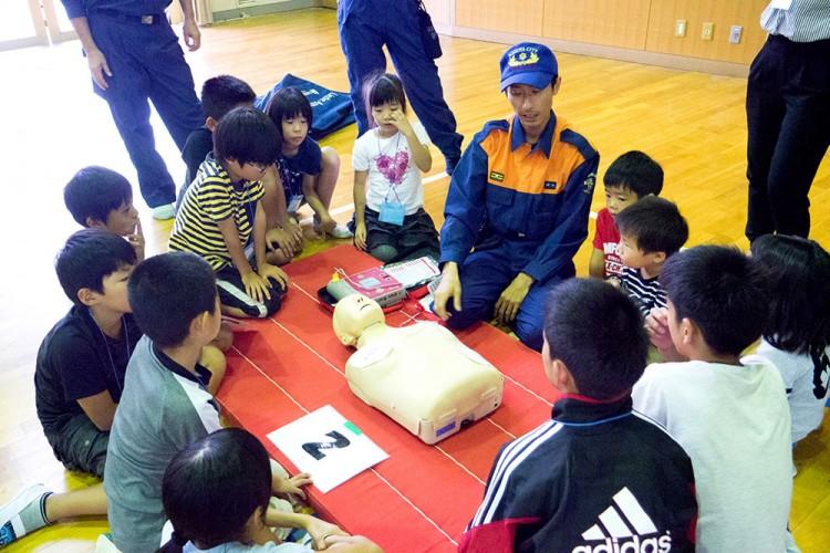 【平針学区】平針小学校おやじの会ばりばりとうちゃんず 平針っ子 防災デイキャンプ