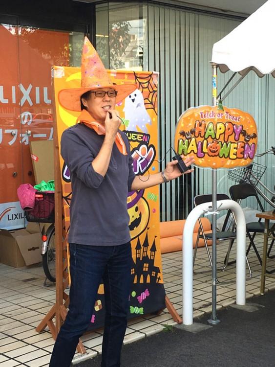 【平針駅前商店街】ハロウィンフェスタ
