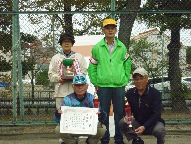 稲永学区 第16回グラウンドゴルフ大会
