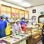 【村瀬新聞店】平針中学校勤労体験学習
