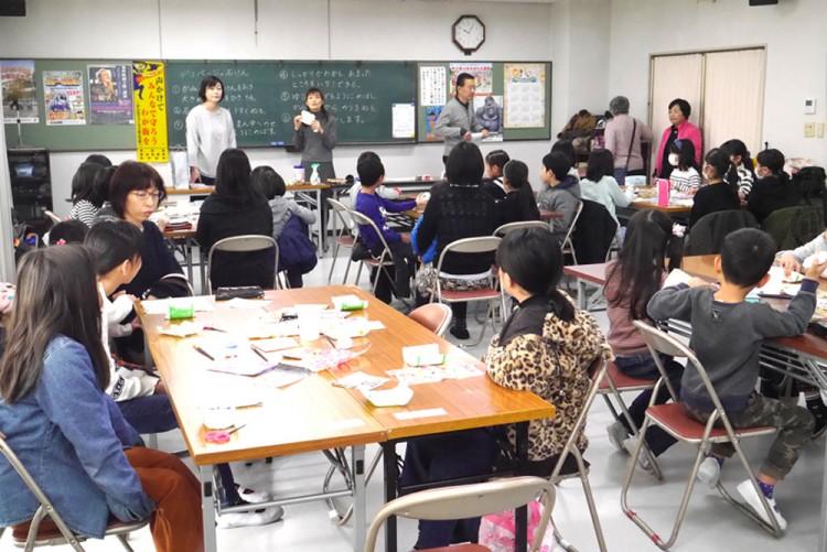 【平針北学区】青少年健全育成部会 デコパージュ石けんを作ろう!