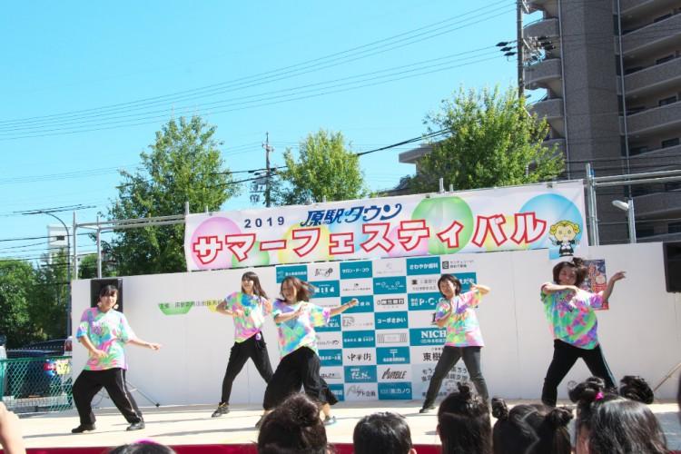 原駅タウン2019 サマーフェスティバル